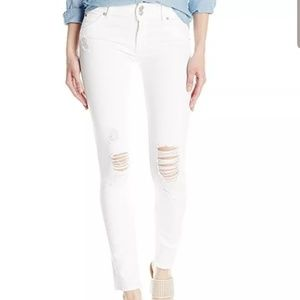 Hudson Collin ankle stretchy Jean's $180 26